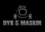 Dyk & Maskin Metall mot svart.png